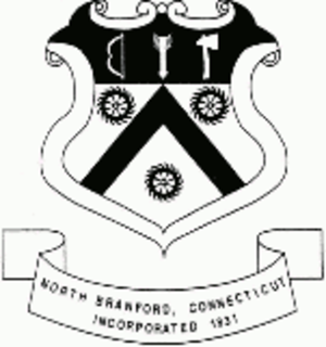 North Branford, Connecticut - Image: N Branford Ct Town Seal