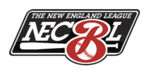 New England Collegiate Baseball League - Image: NECBL New Logo Lo Res