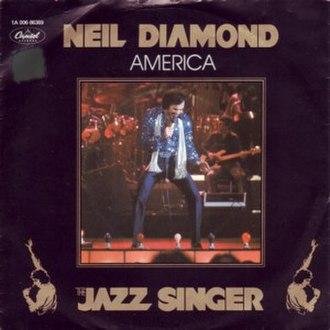 America (Neil Diamond song) - Image: Neil Diamond America