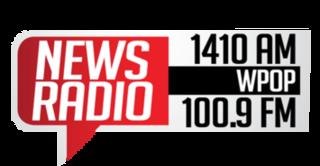 WPOP News/talk radio station in Hartford, Connecticut