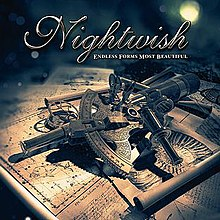 Nightwish - Endless Forms Most Beautiful Single (cover art), 2015.jpg