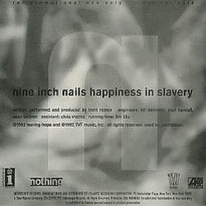 Happiness in Slavery - Image: Nine inch nails happiness in slavery