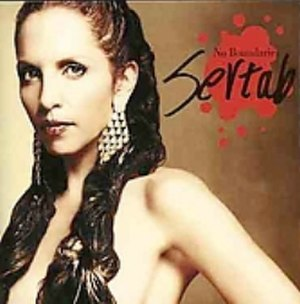 No Boundaries (Sertab Erener album) - Image: No Boundaries (Sertab album) alternate cover