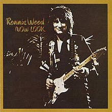 Image result for ron wood now look album