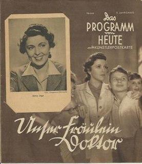 <i>Our Miss Doctor</i> 1940 film