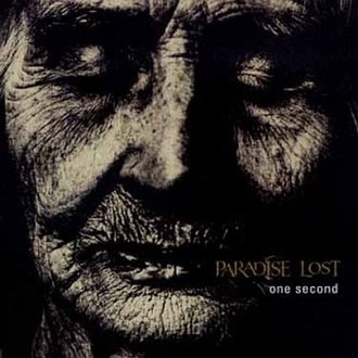 One Second (Paradise Lost album) - Image: Paradise Lost One Second album cover
