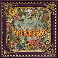 Pretty. Odd. album cover.