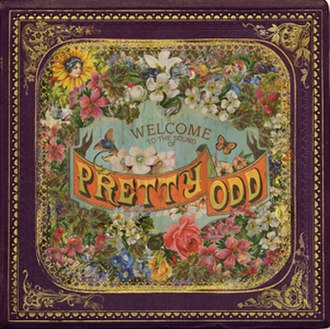 Pretty. Odd. - Image: Pat D Pretty. Odd