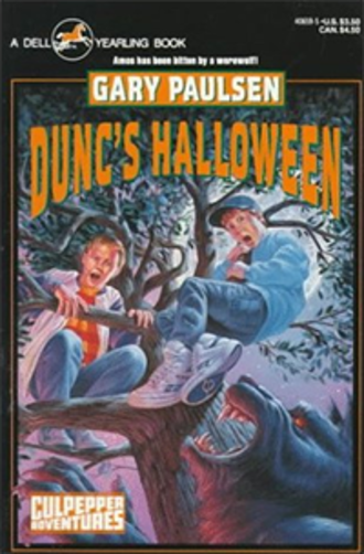 Dunc's Halloween - Dunc's Halloween first edition cover.
