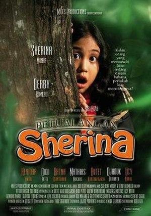 Petualangan Sherina - Theatrical poster