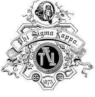 Phi Sigma Kappa - The Kinney Coat of Arms was suggested early in Phi Sigma Kappa's development as an official crest. It was not adopted, but remains in occasional, informal use as an artistic favorite.