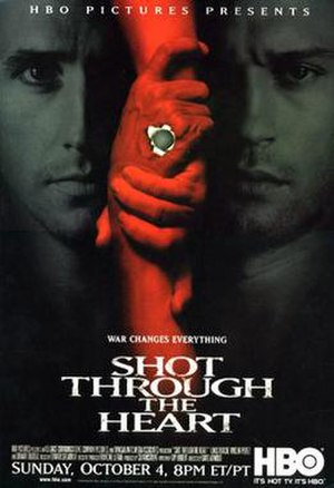 Shot Through the Heart - Image: Poster of the movie Shot Through the Heart