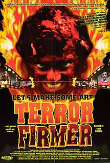 Poster of the movie Terror Firmer.jpg