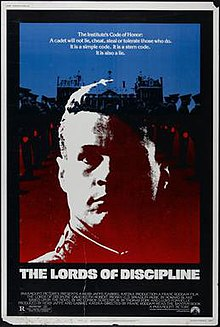 Poster of the movie The Lords of Discipline.jpg