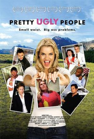 Pretty Ugly People - Theatrical release poster