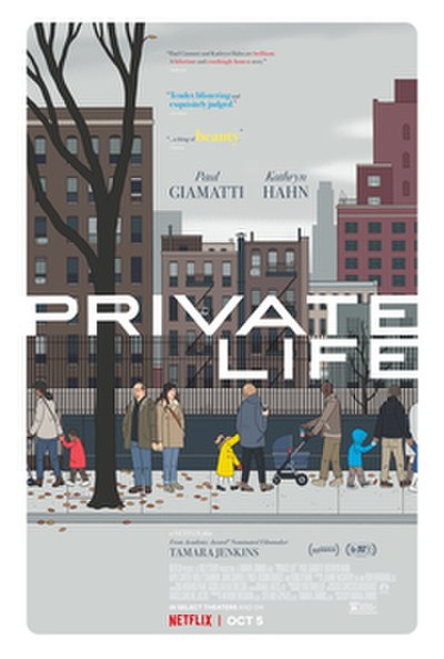 Picture of a movie: Private Life
