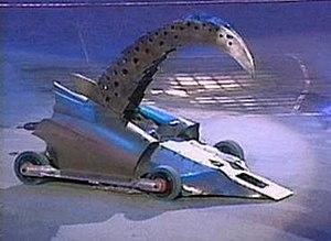 Razer (robot) - Image: Razer series 2