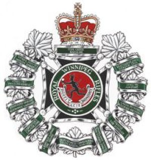 Royal Winnipeg Rifles - Image: Royal Winnipeg Rifles