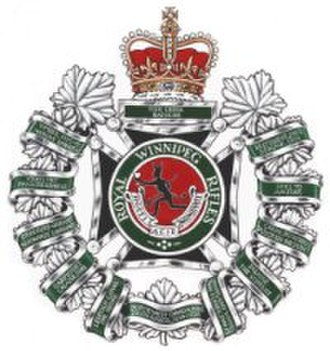 Royal Winnipeg Rifles - Image: Royal Winnipeg Rifles