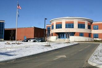 Seymour High School (Connecticut) - Seymour High School