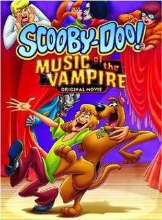 <i>Scooby-Doo! Music of the Vampire</i> 2012 film by David Block