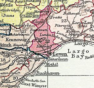 Scoonie - Parish of Scoonie, 1900