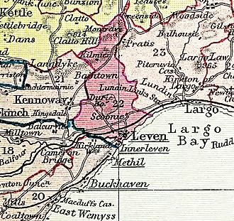 Scoonie - Parish of Scoonie, 1900