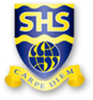 The Stourport High School and Sixth Form Centre - Image: Shs logo 2008