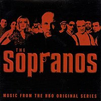 The Sopranos: Music from the HBO Original Series cover