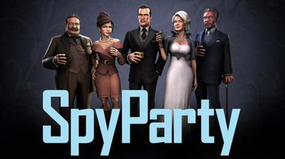 Picture of a game: Spyparty