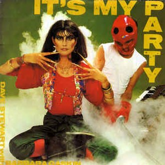 It's My Party (Lesley Gore song) - Image: Stewart Gaskin Its My Party