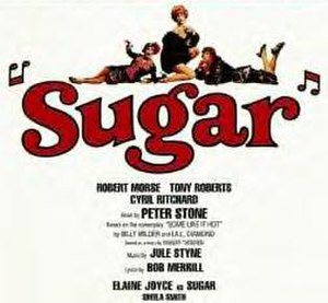 Sugar (musical) - Original cast recording