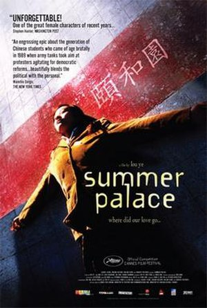 Summer Palace (2006 film) - Promotional Poster for Summer Palace