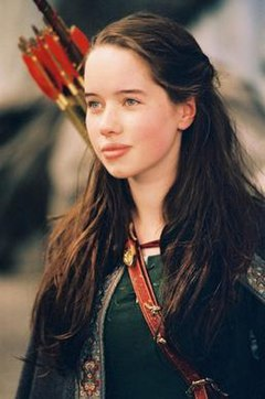 Susan Pevensie Lion Witch Wardrobe
