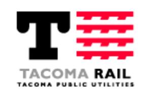 Tacoma Rail - Image: Tacoma Rail logo