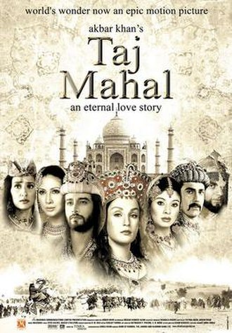 Taj Mahal: An Eternal Love Story - Film poster