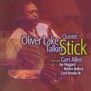 Talkin' Stick - Image: Talkin stick cover