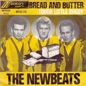 Bread and Butter (The Newbeats song) - Image: The newbeats bread and butter hickory 5