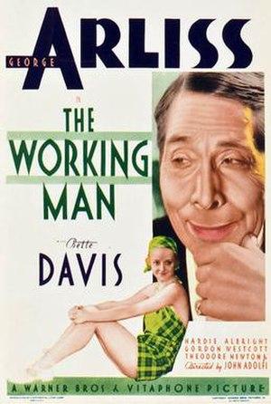The Working Man - Window card