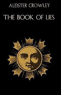 <i>The Book of Lies</i> (Crowley) book by Aleister Crowley