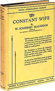 1926 play by W. Somerset Maugham