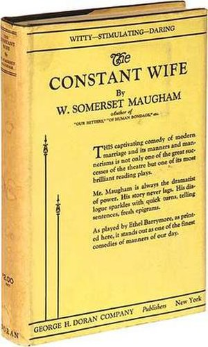 The Constant Wife - Image: The Constant Wife