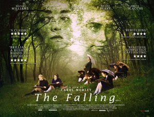 The Falling (2014 film) - UK theatrical release poster
