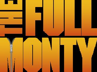 The Full Monty (musical) - Image: The Full Monty Musical Logo