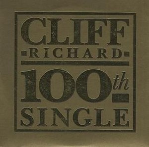 The Best of Me (David Foster song) - Image: The Best of Me Cliff Richard single (Gold lettering cover)