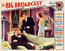 The Big Broadcast 1932 Poster.jpg
