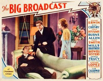 The Big Broadcast - Image: The Big Broadcast 1932 Poster