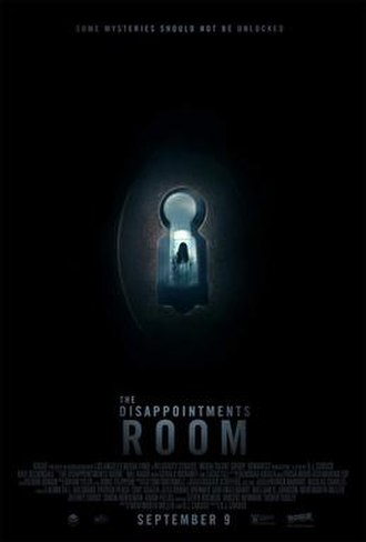 The Disappointments Room - Theatrical release poster