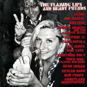 The Flaming Lips and Heady Fwends - Image: The Flaming Lips and Heady Wends CD