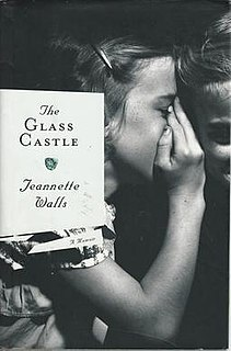 <i>The Glass Castle</i> book by Jeannette Walls